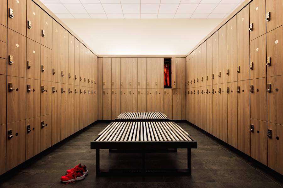 Iconic Fitness Club Equinox Selects Abet Laminates To